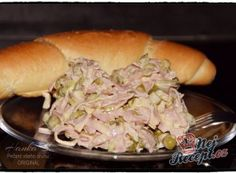 Papů z jednoho pekáčku Czech Recipes, Ethnic Recipes, Food 52, Salad Dressing, Lchf, Pickles, Mashed Potatoes, Pork, Food And Drink