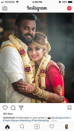 Hindu Tamil wedding Indian Wedding Couple Photography, Wedding Couple Photos, Romantic Wedding Photos, Couple Photography Poses, Pre Wedding Photoshoot, Bridal Photography, Wedding Poses, Wedding Couples, Tamil Wedding Photos