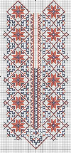 Would look good in red and green for Christmas Chain Stitch Embroidery, Beaded Cross Stitch, Embroidery Stitches, Embroidery Patterns, Hand Embroidery, Cross Stitch Patterns, Palestinian Embroidery, Hungarian Embroidery, Cross Stitch Boards