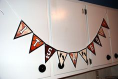 IT'S A BOY Banner  Sports Baby Shower by RachelUnlimited on Etsy, $12.00