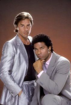 Miami Vice-I lived for the night this was on every week.  I can still hear the theme music now....