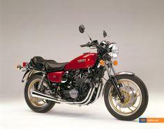 1981 Yamaha XS 1100 S  My old muscle sportbike.