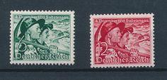 74931 Germany 1938 Good Set Very Fine MNH Stamps | eBay