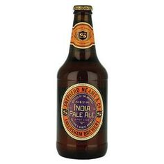 Cerveja Inglesa IPA Shepherd Neame India Pale Ale 500ml