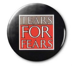 Tears For Fears Vintage Button https://www.facebook.com/FromTheWaybackMachine/