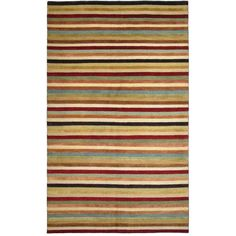 Journey Multi Colored Rectangular: 8 Ft. X 11 Ft. Rug Mer Rugs Area Rugs Area Rugs Home De