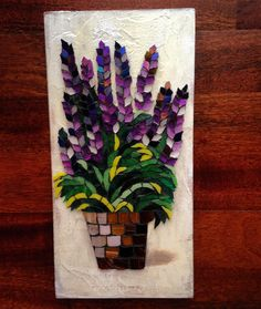 #mosaicart #mosaic #mosaics #mosaico #mozaik #glassmosaic #mosaique #design #flowers #art#homedecoration #homesweethome#handmade