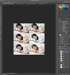 Using Photoshop Actions {Photography Tips}