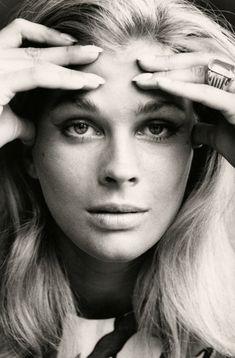 Peter Basch 'Candice Bergen' 1968