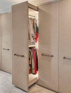Wardrobe Design Bedroom, Bedroom Furniture Design, Home Room Design, Home Interior Design, Closet Ikea, Closet Small, Dressing Room Design, Dressing Rooms, Closet Layout