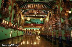 Tabernacle of Prayer church Jamaica Ave - old Valencia Movie Palace