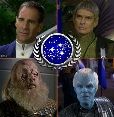 Founding species of the United Federation of Planets