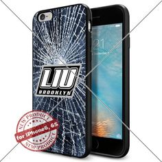 WADE CASE LIU Brooklyn Blackbirds Logo NCAA Cool Apple iPhone6 6S Case #1245 Black Smartphone Case Cover Collector TPU Rubber [Break] WADE CASE http://www.amazon.com/dp/B017J7JEXA/ref=cm_sw_r_pi_dp_jHlvwb17EBVFV