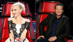 NBC Reportedly Orders Blake Shelton And Gwen Stefani To Turn Up 'The Voice' PDA