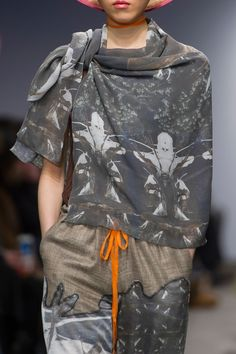 Antonio Ortega at Couture Spring 2015 - StyleBistro
