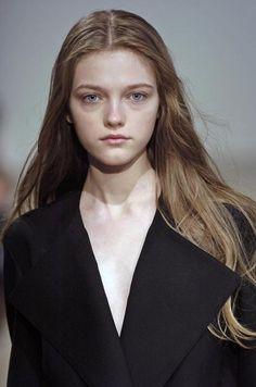 Punk Fashion, Fashion Models, High Fashion, Vlada Roslyakova, Runway Hair, Real Model, Russian Models, Hair Inspo, Make Up