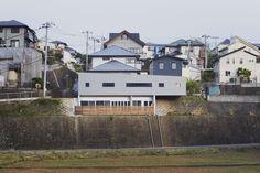 yo yamagata MS house shizuoka japan designboom
