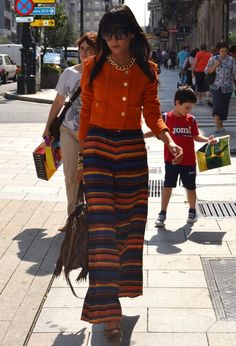 Burnt Orange Top  | Inspiration for hijab, hijab style, hijab fashion  | 27 Trendy Maxi Skirts For This Fall  |
