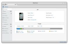 honeTrans es una excelente alternativa para todos aquellos que nos le agrada iTunes. Compatible solo para Windows.