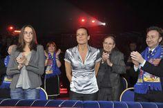 Princess Stephanie - Monte-Carlo 36th International Circus Festival - Day 4