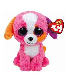 c2c87689ef6 Another great find on  zulily! Precious the Dog Beanie Boo Plush Toy   zulilyfinds