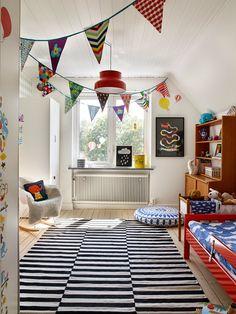 Kids room - Anna Truelsen inredningsstylist