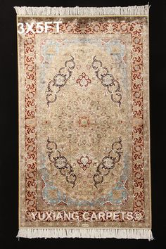 Yuxiang 3X5ft(91X152cm) silk handknotted rug & carpet For more informations, please contact: Whatsapp&Wechat+8615537753703 E-Mail:service@yuxiangcarpets.com #Persianrug #Persiancarpet #Handmaderug #Handmadecarpet #Hand-maderug #Hand-madecarpet #Handknottedrug #Handknottedcarpet #Silkrug #Silkcarpet #Orientalrug #Orientalcarpet #Chinasilkrug #Chinasilkcarpet #Iraniansilkrug #Iraniansilkcarpet #Wool/silkcarpet #Wool/silkrug #Isfahan #Tabriz #Antiquerug #antiquecarpet