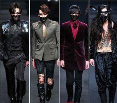 2012-13 F/W seoul fashion week  DOMINIC'S WAY BY 송혜명