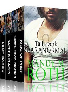 Tall, Dark and Paranormal: Box Set