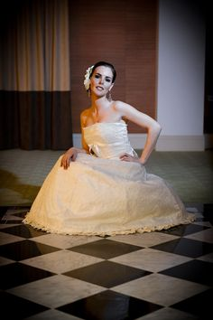 The 'Gigi' Dress by Amy-Jo Tatum Photo by Jim Vetter Photography
