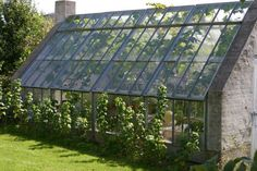 """Find out even more info on """"greenhouse ideas diy"""". Check out our web site. Greenhouse Shed, Greenhouse Gardening, Back Gardens, Outdoor Gardens, Garden Buildings, Shed Plans, Glass House, Garden Projects, Garden Inspiration"""