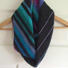Ravelry: janmarie-'s Foolproof Knitted Cowls, Knit Cowl, Crochet Crafts, Knit Crochet, Cowl Scarf, Knit Picks, Yarn Colors, Shawls And Wraps, Scarfs