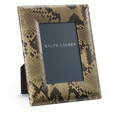 Luxe Python Leather Photo Frame Inspiring Interior Design Fans With Unique Luxury Hollywood Home Decor & Gift Ideas From InStyle-Decor.com Beverly Hills Enjoy & Happy Pinning
