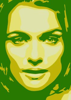 #RachelWeisz #popart #digitalportraits #portrait