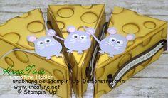 KreaTine: Ein paar Mäuse nur für dich...