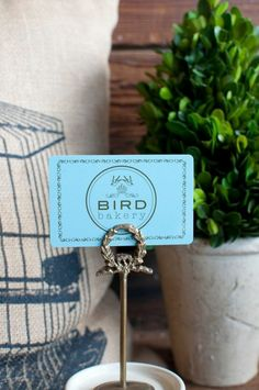 Shop Talk: Elizabeth Chambers of BIRD bakery | theglitterguide.com