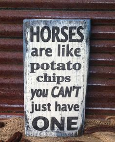 Rustic wood sign for barn horse person or by Rustyhorseshoesigns