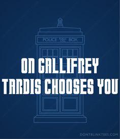 on Gallifrey