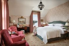 Newly refurbished Classic Riverview Room in the Original Building Wexford Town, Butler House, Wild Atlantic Way, Style Lounge, Luxury Accommodation, Classic Elegance, Interior Design Studio, Hotel Spa, Castle