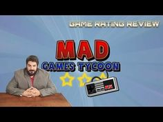 Game Rating Review | Mad Games Tycoon