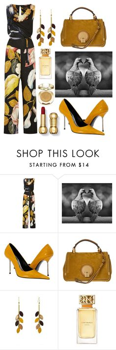 """Two Turtledoves"" by stephanie-mcclaran ❤ liked on Polyvore featuring Vivienne Westwood Anglomania, Chloé, Atelier Maï Martin, Tory Burch and Milani"