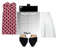 """Style Icon: Polyvore"" by pattykake ❤ liked on Polyvore featuring Raye, Miu Miu, Dolce&Gabbana, styleicon, iheartpolyvore and PolyPower"