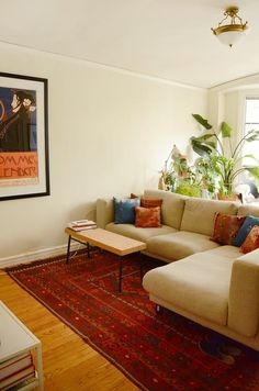 House Tour: A Small Eclectic San Francisco Studio | Apartment Therapy