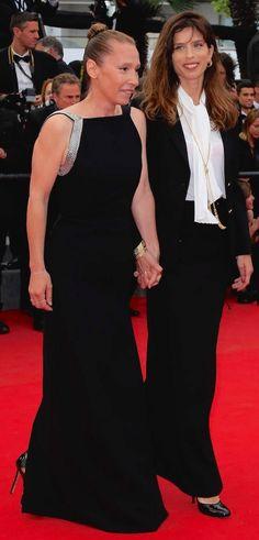 Emmanuelle Bercot & Maïwenn - Cannes 2015