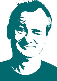Bill Murray 1 by ~warren-thacker on deviantART