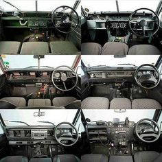 Land Rover Series-Defender 1948 - Present