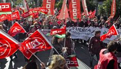 Marchas de la Cumbre Social en España