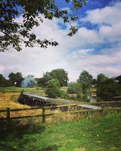 Steam train @zslwhipsnadezoo today! Stunning! #bertturns3 #whipsnade