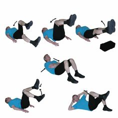 Exercises To Strengthen Back Injury workout routines for neck injuries and back injuries. | Home ...
