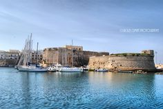 Castle of Gallipoli. https://www.facebook.com/LucillaCumanPhotography